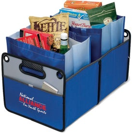 Life In Motion Large Cargo Box for Marketing
