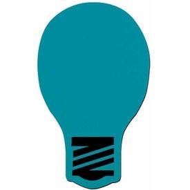 Monogrammed Light Bulb Jar Opener