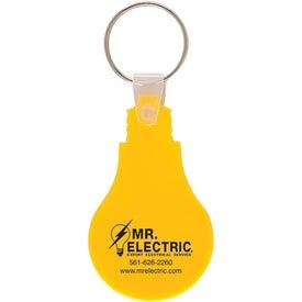 Light Bulb Key Chain