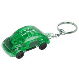 Light Up Car Keytag for Your Church