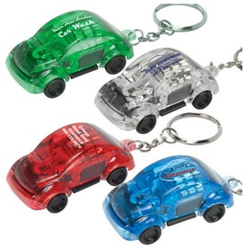 Light Up Car Keytag