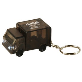 Light Up Truck Keytag for Marketing
