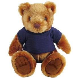 Logo Plush Bear Knuckles