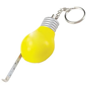 Light Bulb Tape Measure for your School