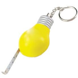 Light Bulb Tape Measure for your School