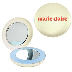 Lighted Mirror Compact for your School