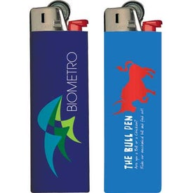 Branded Lighter with Child Guard