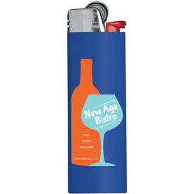 Lighter with Child Guard Imprinted with Your Logo
