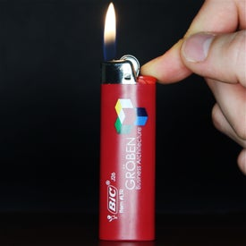 Monogrammed Lighter with Child Guard