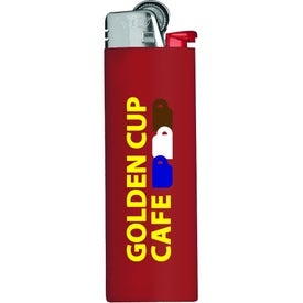 Lighter with Child Guard Printed with Your Logo