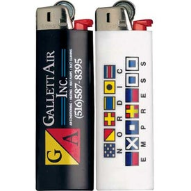 Advertising Lighter with Child Guard