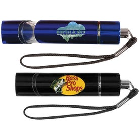Lil Beamer LED Flashlight Imprinted with Your Logo