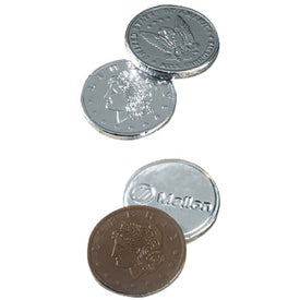 Lincoln Chocolate Coins for Promotion