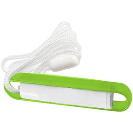 Lip Balm Caddy with Lanyard for your School