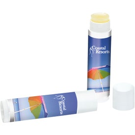 SPF-23 Lip Balm Branded with Your Logo