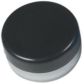Lip Balm Jar Imprinted with Your Logo