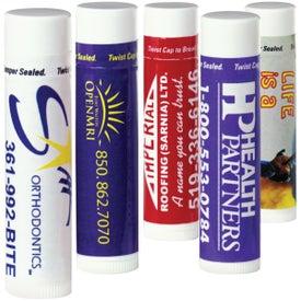 Lip Balm (Vanilla Formula)