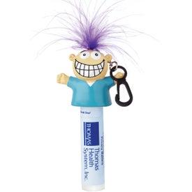 Lip Balm with Goofy Head Giveaways