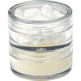 Customized Lip Moisturizer and Mint Combo