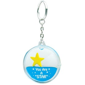 Liquid Star Keytag