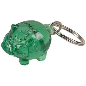 Little Piggy Key Tag for Your Organization