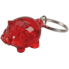 Little Piggy Key Tag for your School