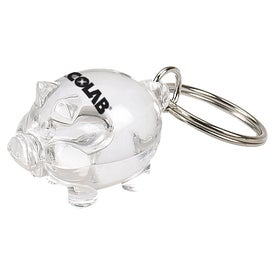 Little Piggy Key Tag for Customization