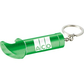 Promotional Lobster Key Light and Bottle Opener