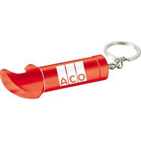 Lobster Key Light and Bottle Opener for Customization