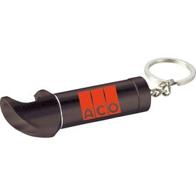 Lobster Key Light and Bottle Opener with Your Logo