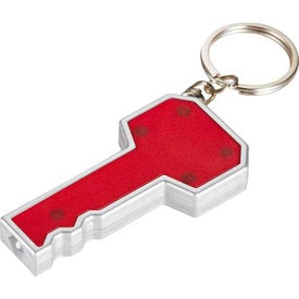 Monogrammed Locksmith Key Light