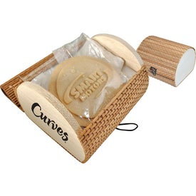 Logo Cookie Favor Imprinted with Your Logo