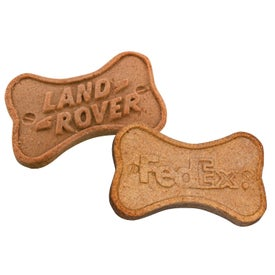 Bone Shaped Dog Biscuit for Promotion