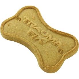 Company Bone Shaped Dog Biscuit