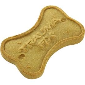 Bone Shaped Dog Biscuit Giveaways