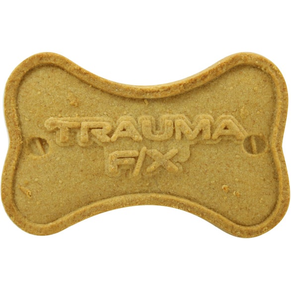 Tan Bone Shaped Dog Biscuit