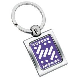 Logo Frame Key Tag