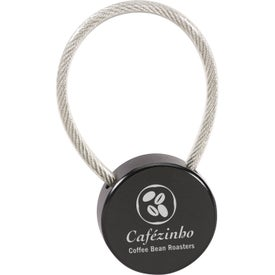 Lollipop Keychain Printed with Your Logo