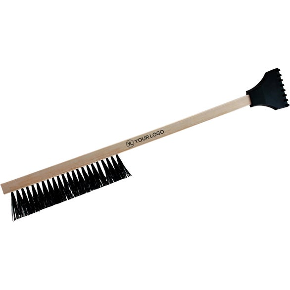 Long Boy Ice Scraper and Brush