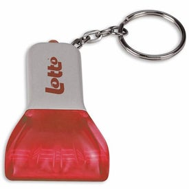 Lottery Scratcher Keylight Imprinted with Your Logo