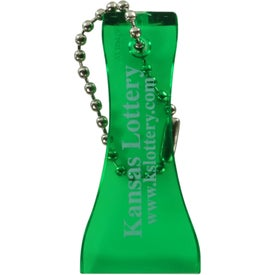 Lottery Scratcher With Bead Chain Giveaways