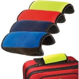 Printed Luggage Handle Wrap - Neoprene