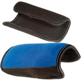 Monogrammed Luggage Handle Wrap - Neoprene