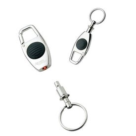 Lumiere IV Separating Key Chain with Light