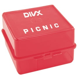 Logo Lunch Box