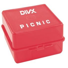 Logo Lunch Box