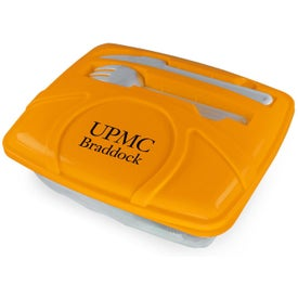 Imprinted Lunch Kit To-Go