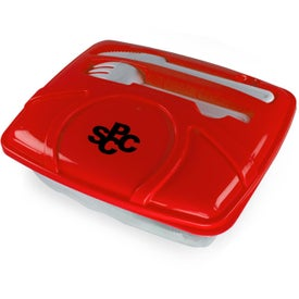 Lunch Kit To-Go Printed with Your Logo