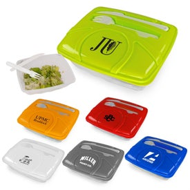 Lunch Kit To-Go with Your Slogan