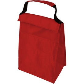 Lunch Tote and Bottle Combination Pack Branded with Your Logo